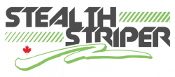 Stealth Striper logo